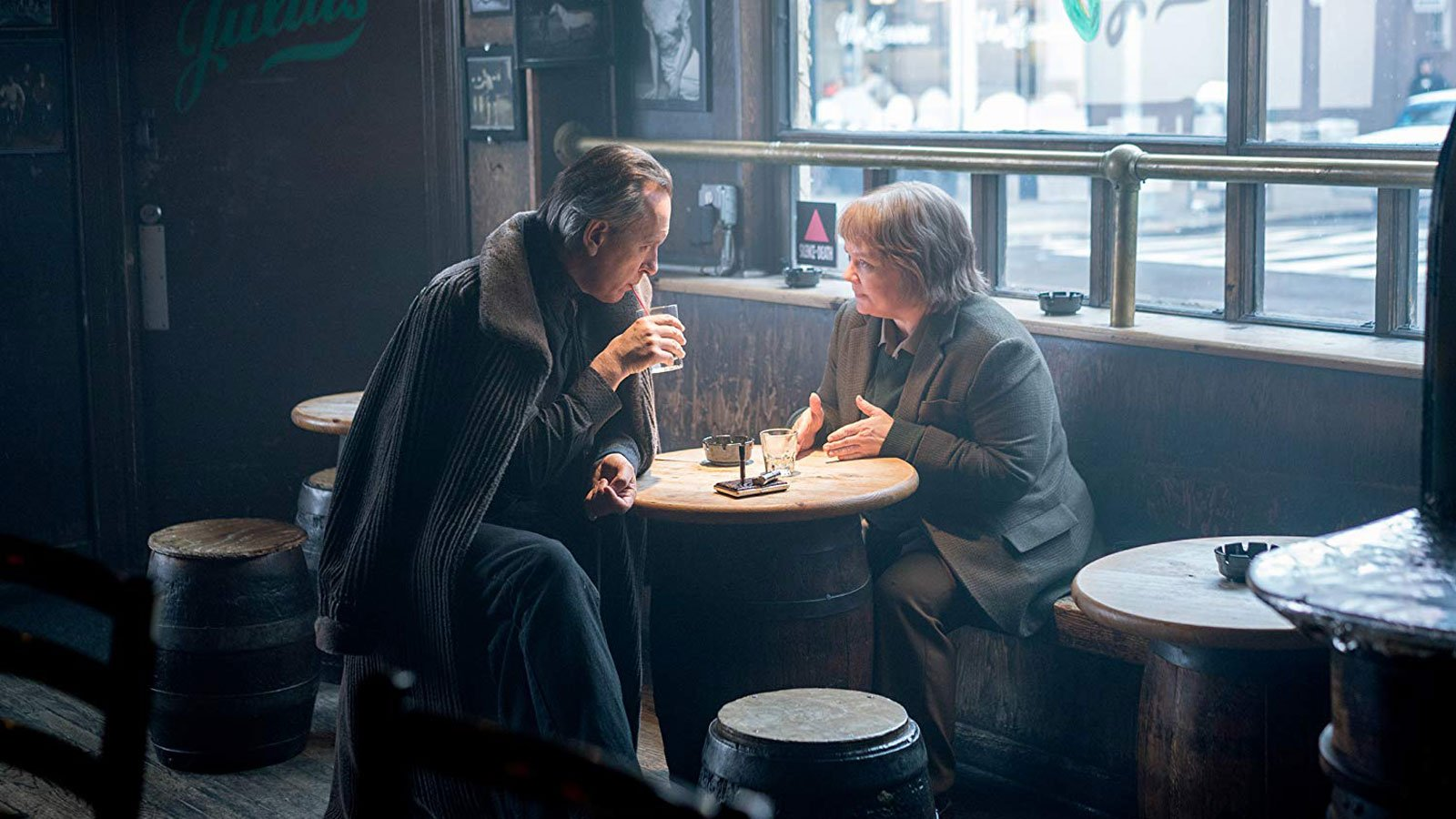 Can You Ever Forgive Me Review - OC Movie Reviews - Movie Reviews, Movie News, Documentary Reviews, Short Films, Short Film Reviews, Trailers, Movie Trailers, Interviews, film reviews, film news, hollywood, indie films, documentaries, TV shows