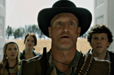 Zombieland: Double Tap Review - OC Movie Reviews - Movie Reviews, TV Reviews, Streaming Reviews, Amazon Prime, Netflix, Apple TV, Movie News, Documentary Reviews, Short Films, Short Film Reviews, Trailers, Movie Trailers, Interviews, film reviews, film news, hollywood, indie films, documentaries, TV shows
